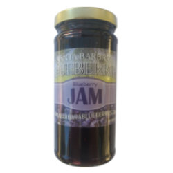 Jams: Blueberry Preserves- 12 Pack